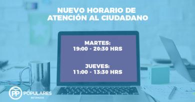 Se pone en marcha la Oficina de Atención al Ciudadano del Partido Popular de Betanzos
