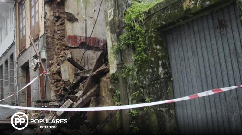 El Partido Popular pide a la Xunta ayuda económica para elaborar un nuevo Plan Especial de Protección del Casco Histórico