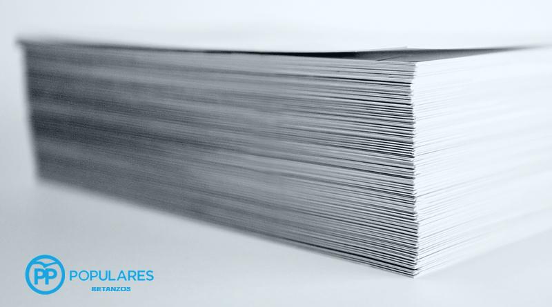 El PP demanda información sobre la resolución del contrato del Servicio de Ayuda en el Hogar