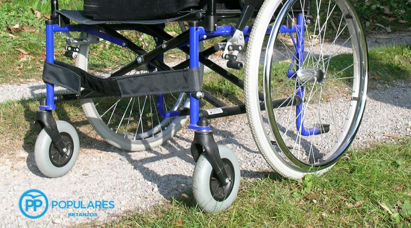 El PP pedirá en pleno la aprobación y puesta en marcha de un Plan Municipal de Accesibilidad