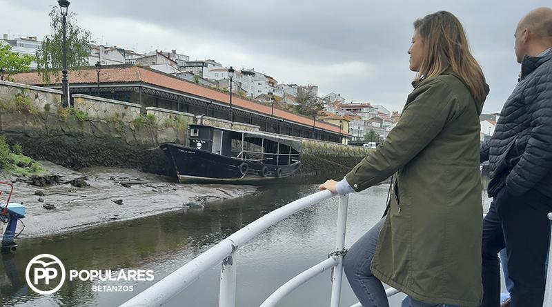 """Cecilia Vázquez se compromete a integrar los ríos """"como fuente de riqueza y eje del patrimonio natural"""""""