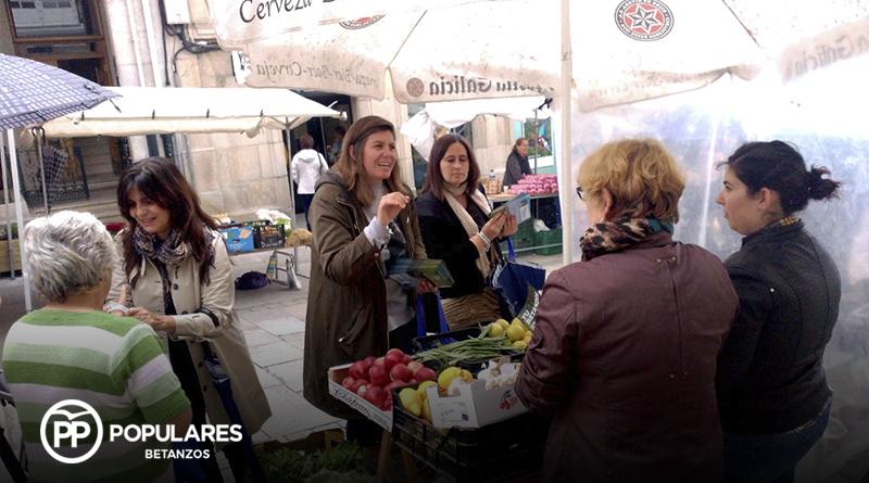 Cecilia Vázquez dinamizará el comercio local a través de un Plan de Mercados y Ferias