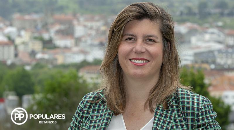 El plan de Cecilia Vázquez para la juventud betanceira