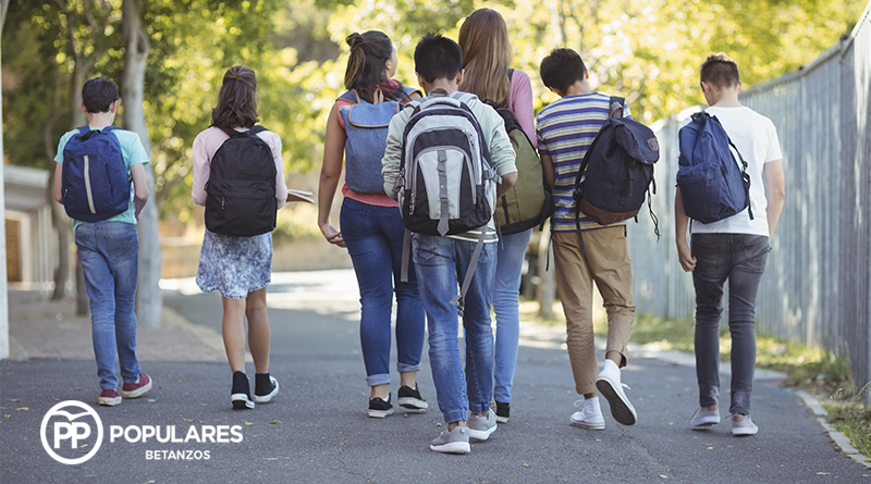 O PP propón elaborar un Plan Municipal de Infancia e Adolescencia