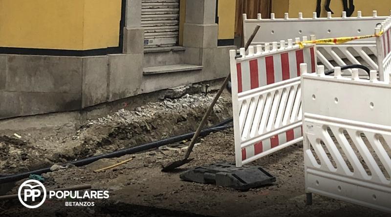 El PP registra un escrito ante la falta de seguridad vial en las calles Beccaría y Tomás Dapena